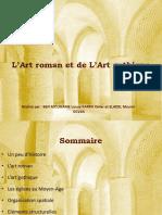 Art Romane-Art Gothique (1)