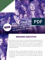 Estudio WOM Rock Your Phone