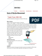 Basics Vibration Measurement