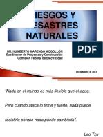 riesgos y desastres naturales para la elaboracion de una presa
