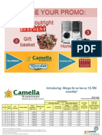 2015.10 Camella Cebu City Price Guide