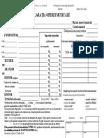Formular Declaratie Pt Mai Multi Comp 2015