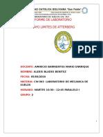 CLASIFICACION de suelos succs y assthon