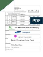 MOV data sheet