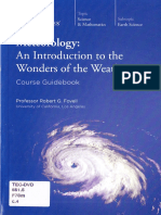 Meteorology - An Introduction to the Wonders of the Weather