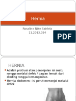 Presentasi Hernia