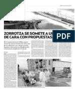 [DEIA]  Zorrotza se somete a un lavado de cara con propuestas jóvenes