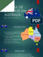 Sistemul de Sănătate Din Australia