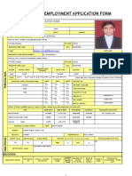 Employment Application Form -SIPS Sumit.XLS