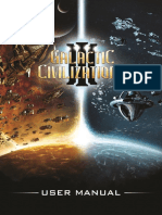 Galactic Civilizations 3 manual