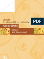 Gender and Development Plan of Action