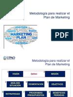 9.- Metodología Para Realizar El Plan de Marketing