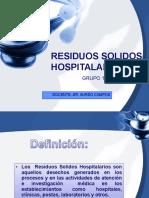 Exposicion Residuos Solidos Grupo 10
