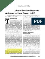 Bazooka W2DU 1