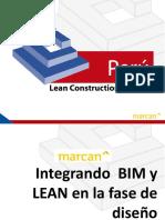 Integrando Bim y Lean en La Fase de Diseño