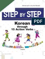 Step by Step Korean Excerpt