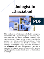 Pathlogist in Ghaziabad