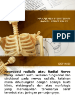 Radial Nerve Palsy New