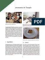 Gastronomía de Turquía