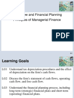 04 - Chapter 4 Cash Flow Financial Planning