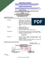Surat Keputusan dan Struktur Pengurus