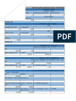 Planilha Programada (Alocar Os Dados Corretos)