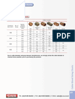Catalogue Page 69 - Cable Gland Sizing Charts