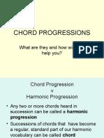 Day 4 Chord Progressions