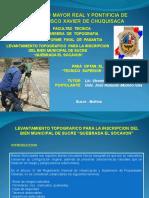 Diapositivas Quebrada El Socavon