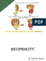 Reciprocity(1)
