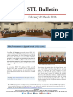 STL Bulletin - February / March 2016