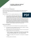 DCAD Reappraisal Plan 2015-2016