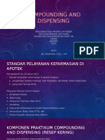 Lect 1-Compounding and Dispensing