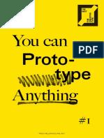 Zine IDEO No1 YouCanPrototypeAnything