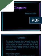Cleopatra Case Study