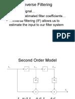 Inverse Filtering