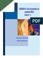 0DD000101 NE40 System Overview (Fr)