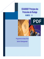 ODA000007 Principles of the Routing Protocols ISSUE1.0 (Fr)
