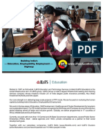 Education Factsheet, 2015