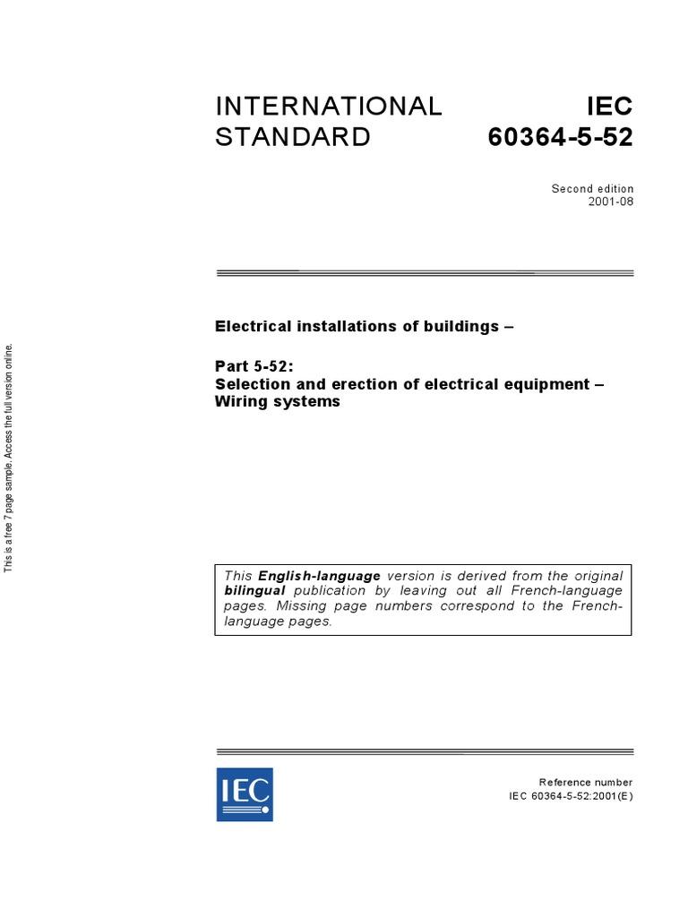 Iec60364 5 52ed20endpdf international electrotechnical iec60364 5 52ed20endpdf international electrotechnical commission international organization for standardization keyboard keysfo Image collections