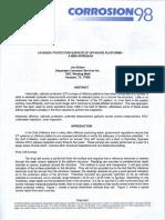 Cathodic Protection Survey Method