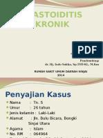 Mastoiditis Kronik