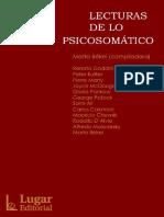 Lecturas de lo psicosomático (Marta Békei)]