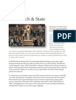 Of Church & State