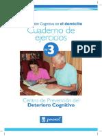 Estimulacion Cognitiva para A M en Domicilio - Cuaderno de Ejercicios