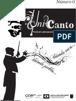 Fanzine Unicanto