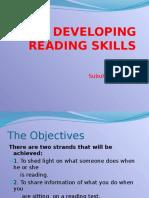 99906371 Developing Reading Skills