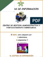 PRESENTACION DEFINITIVA SISTEMAS DE INFORMACION