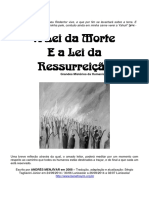 A Lei Da Morte e a Lei Da Ressurreicao