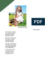 5 in Ziua de Pasti de Elena Farago_poezie